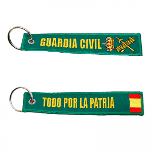Llavero Bordado Guardia Civil