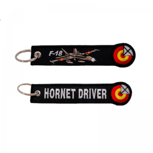 Llavero Bordado F-18 Hornet...