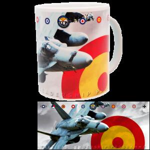 Taza TLP F-18 con...