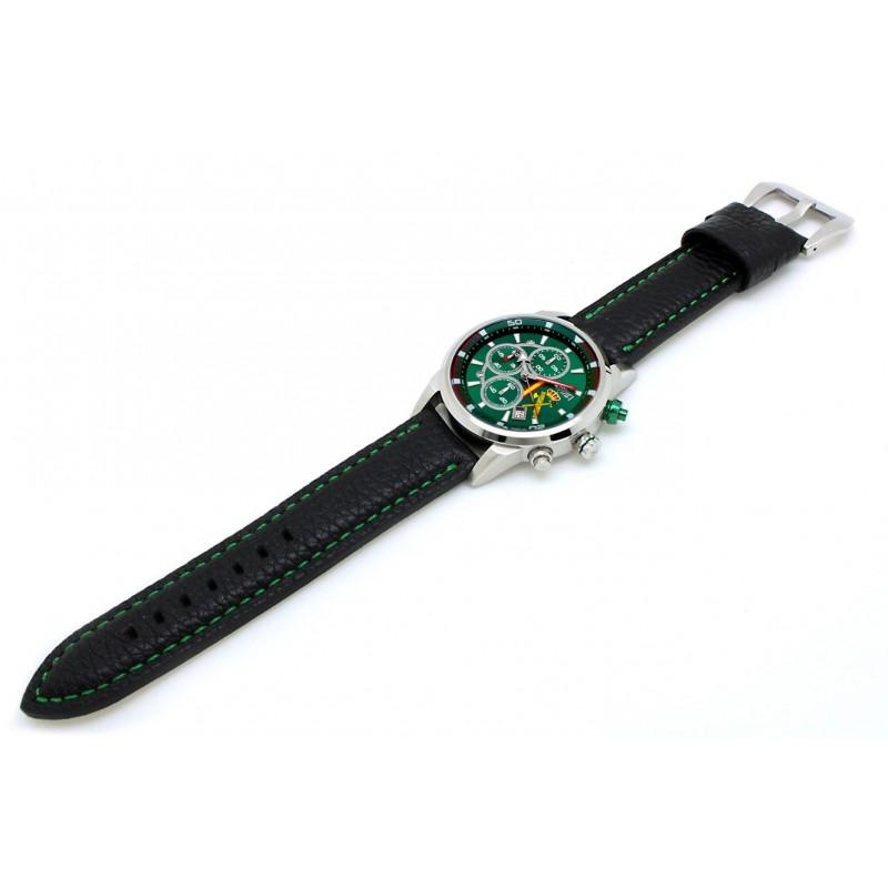 Imagen de Reloj Aviador Guardia Civil con Esfera Verde por Estrella Militar