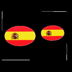 Adhesivos Bandera de España...