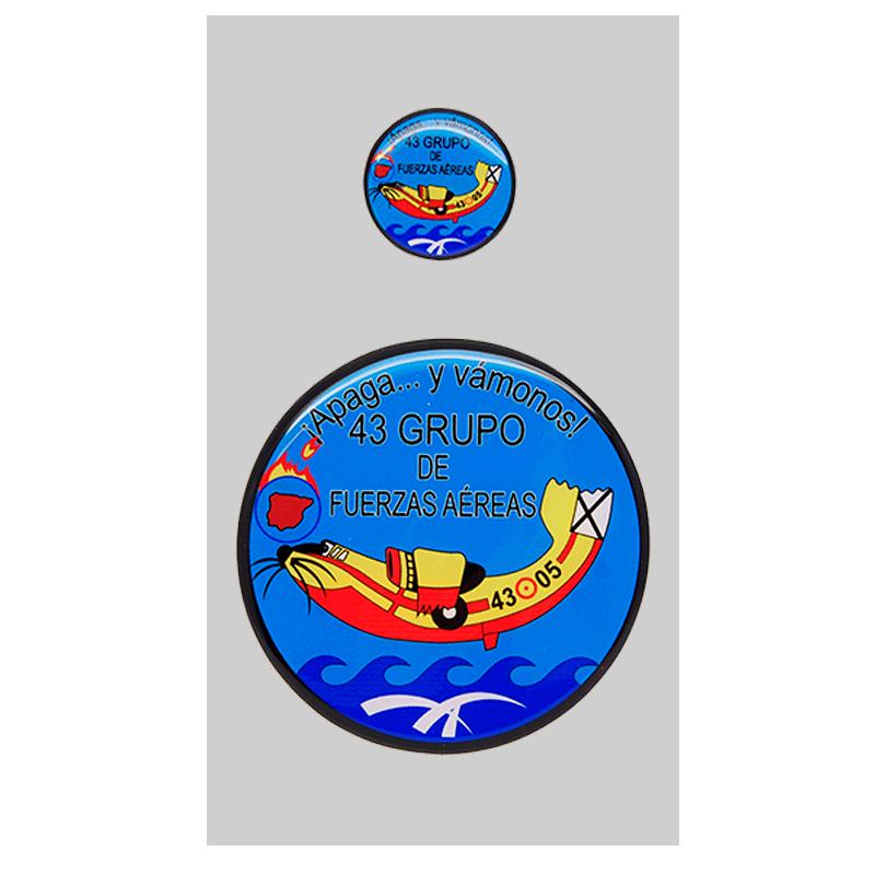 Imagen de Adhesivos de resina del Grupo 43 por Estrella Militar