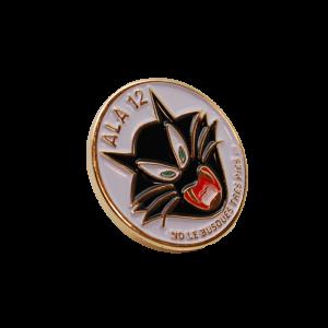 Imagen de Pin Ala 12 a color por Estrella Militar