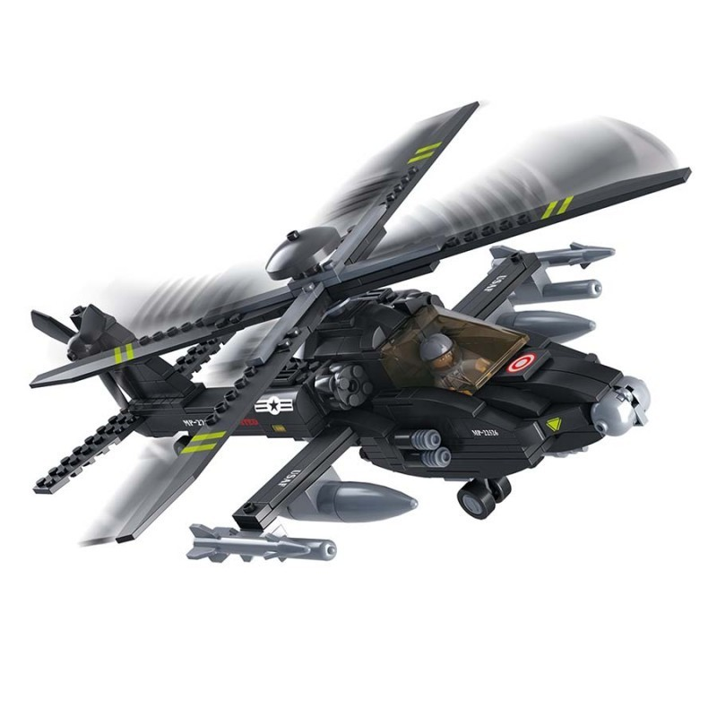 Imagen de Sluban Apache Helicóptero por Estrella Militar