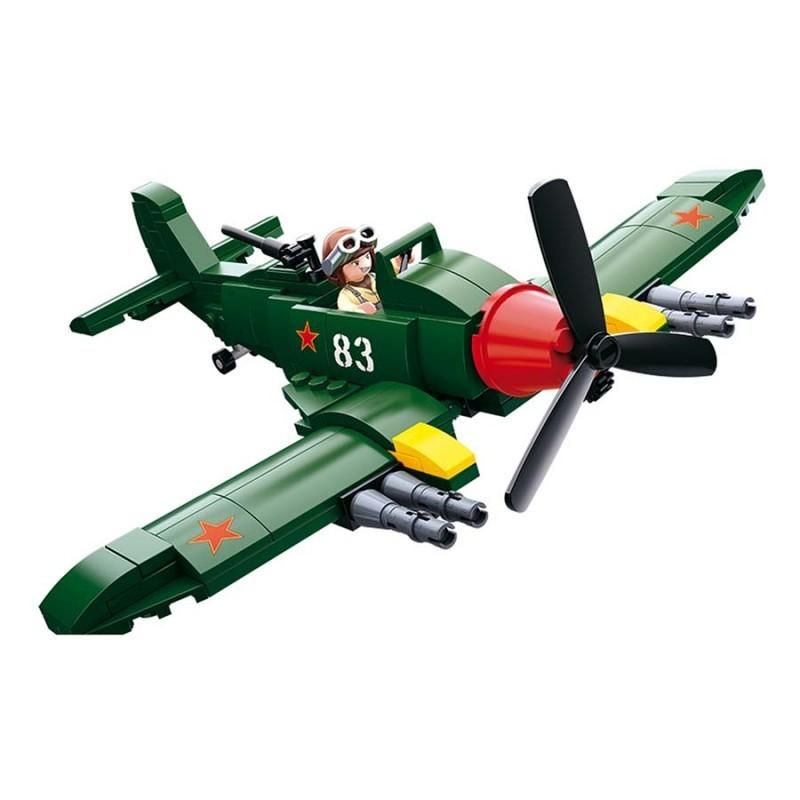 Imagen de Sluban WWII Allied Ground-Attack Aircraft por Estrella Militar