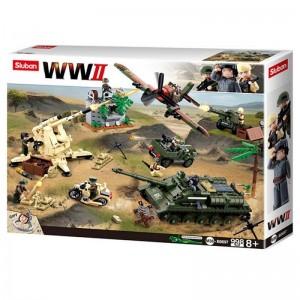Sluban WWII Batalla de Kurks