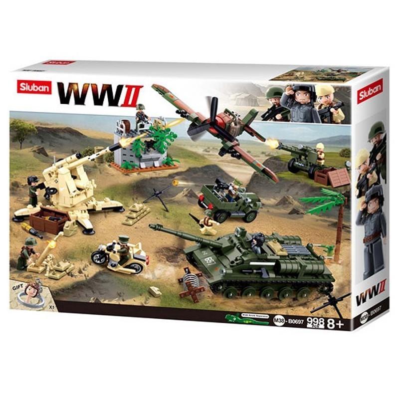Imagen de Sluban WWII Batalla de Kurks por Estrella Militar