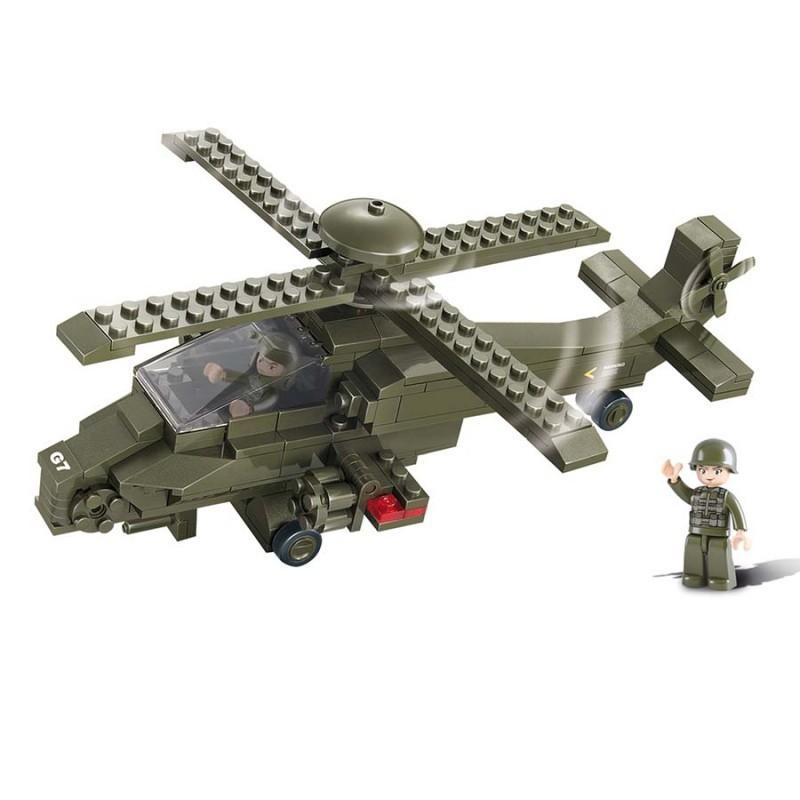 Imagen de Sluban Helicóptero de Ataque grande por Estrella Militar