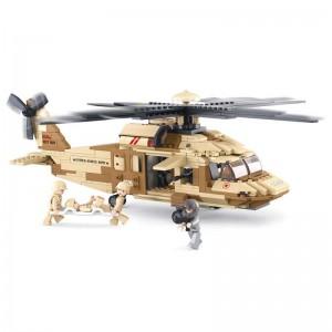 Imagen de Sluban Black Hawk Helicóptero por Estrella Militar