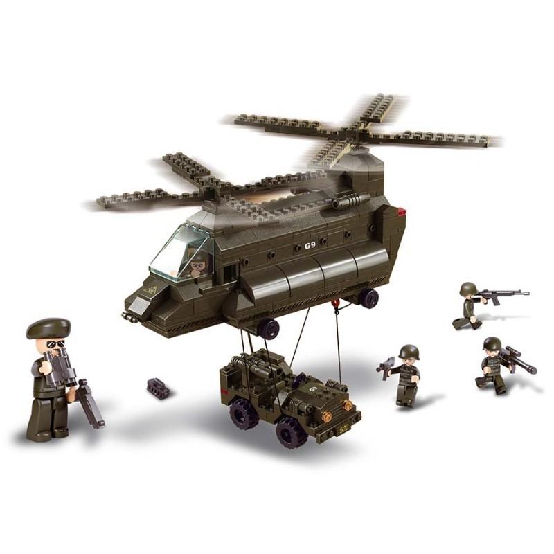 Imagen de Sluban Helicóptero de Transporte por Estrella Militar