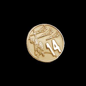 Pin Ala 14
