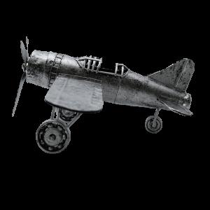 Maqueta de avioneta mediana