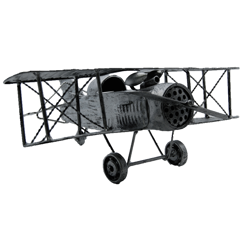 Imagen de Maqueta de biplano grande por Estrella Militar