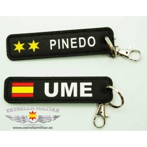 Imagen de Llavero personalizado UME por Estrella Militar