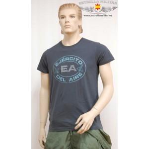 Camiseta Algodón EA 2021 Plomo