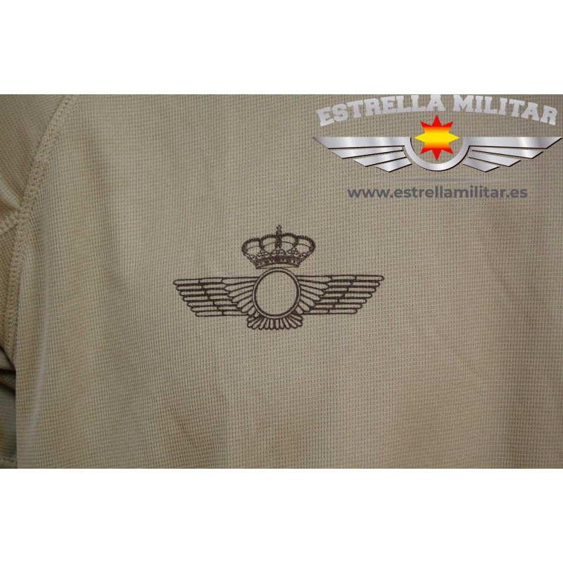 Imagen de Camiseta Técnica con roquisqui árido por Estrella Militar
