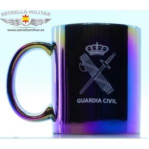 Taza Silver/Rainbow Guardia...