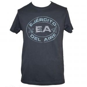 Camiseta Algodón EA 2021 Gris