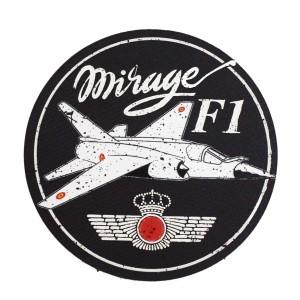 Parche Nylon 3D Mirage F-1...