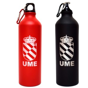 Bidón Aluminio UME 800 ml.