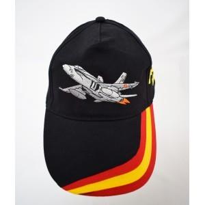 Gorra bordada F-18 Hornet
