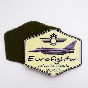 Imagen de Parche Nylon 3D Eurofighter por Estrella Militar