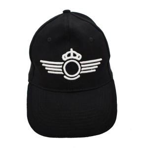 Imagen de Gorra bordada Roquisqui del Ejército del Aire Negra por Estrella Militar