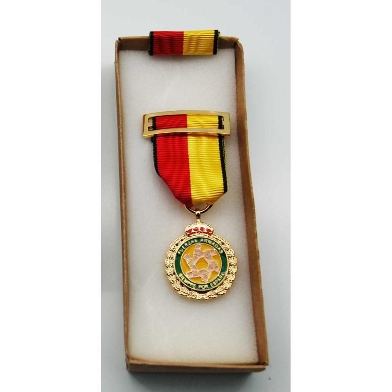Imagen de Medalla de la Operación BALMIS con pasador por Estrella Militar