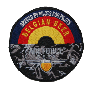 Parche Bordado Air Force Beer