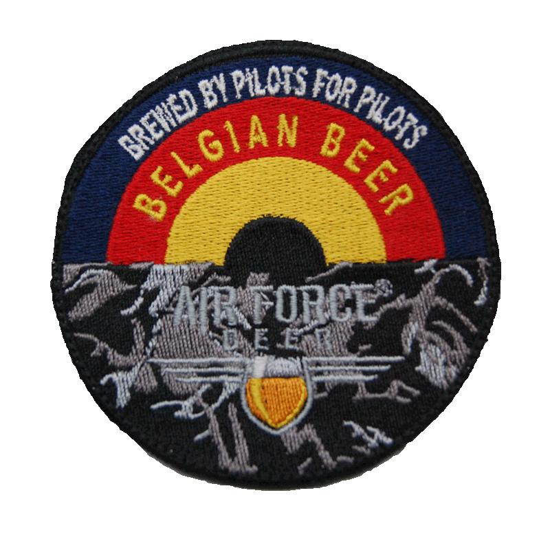 Imagen de Parche Bordado Air Force Beer por Estrella Militar