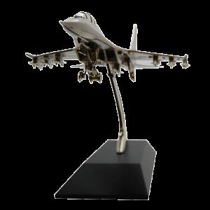 Maqueta de avión de combate...
