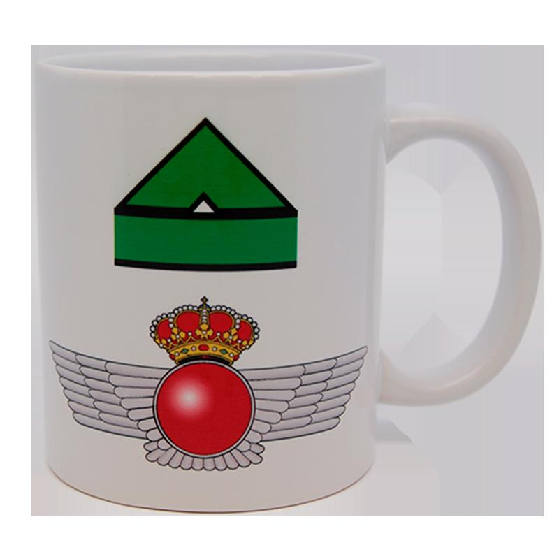 Imagen de Taza de divisas de Soldado de Primera por Estrella Militar