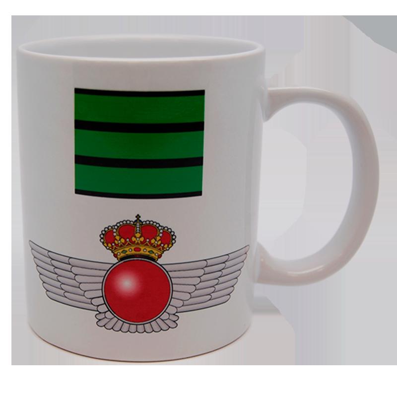 Imagen de Taza de divisas de Cabo por Estrella Militar