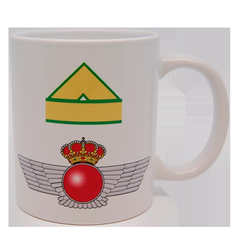 Imagen de Taza de divisas de Cabo Mayor por Estrella Militar
