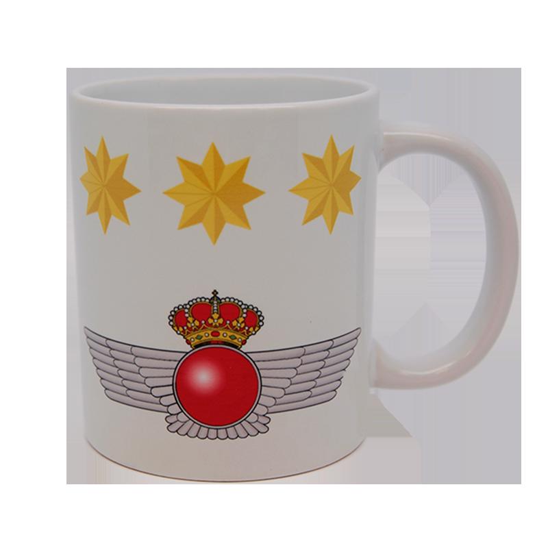 Imagen de Taza de divisas de Coronel por Estrella Militar