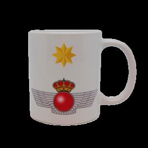Imagen de Taza de divisas de comandante por Estrella Militar
