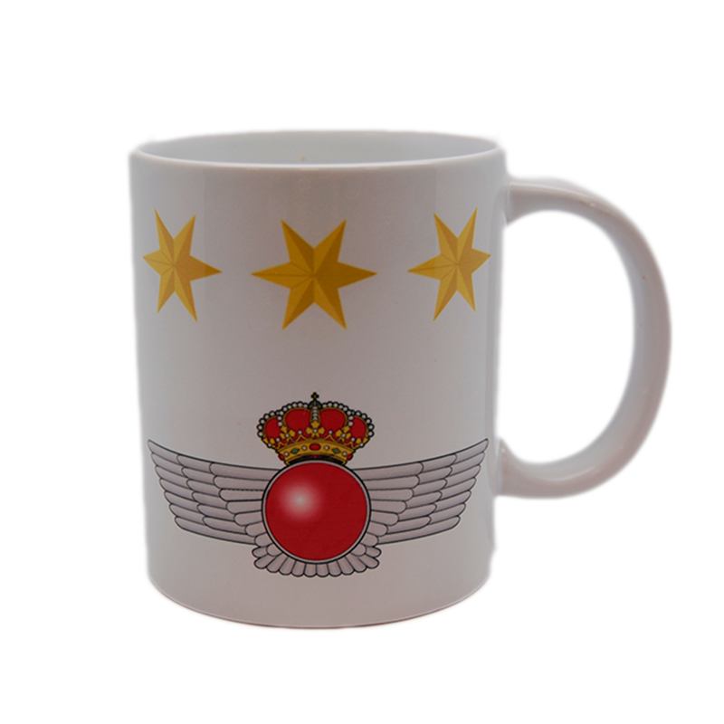 Imagen de Taza de divisas de Capitán por Estrella Militar