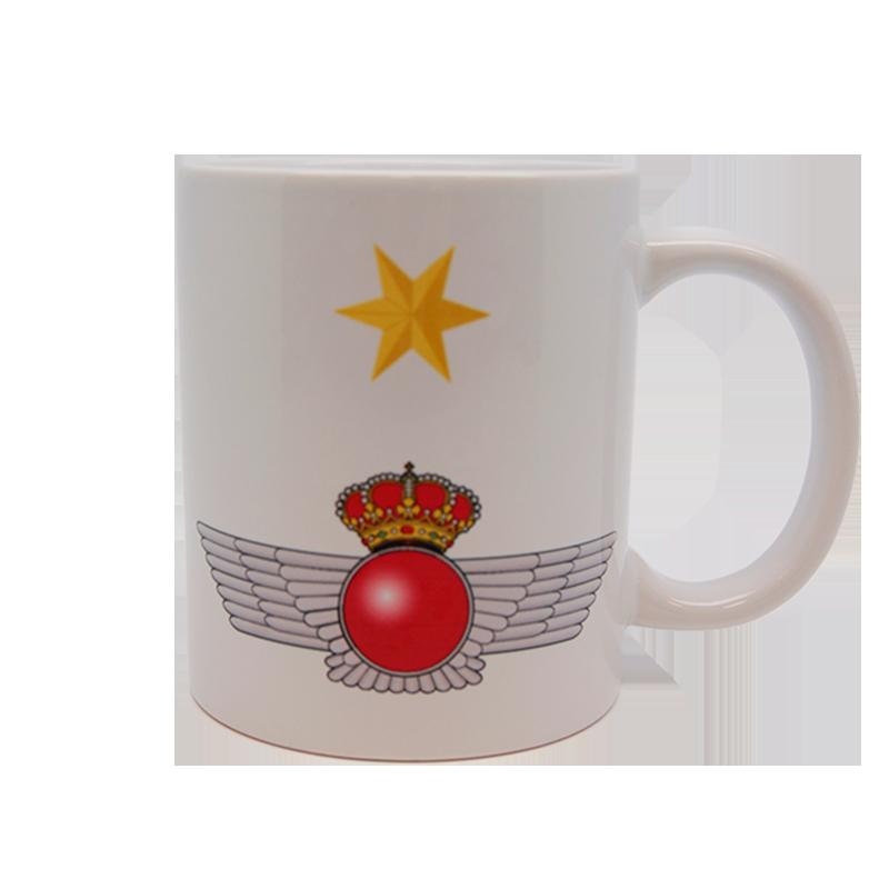 Imagen de Taza de divisas de Alférez por Estrella Militar