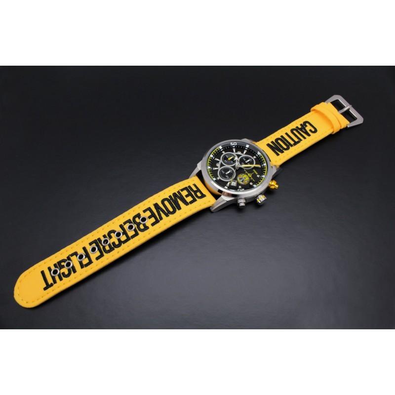 Imagen de Reloj AVIADOR RBF Escuadrón 142 del ALA 14 por Estrella Militar