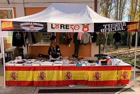 tienda oficial para el Colegio Menor de Nuestra Señora de Loreto