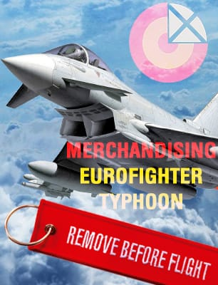 eurofighter & Remove before flight | Estrella Militar